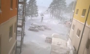 Emergenza neve, Castel di Sangro: tre emergenze sanitarie dirottate a Isernia
