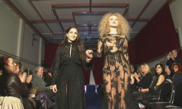 Molise in passerella a Vienna con Valentina D'Angelo