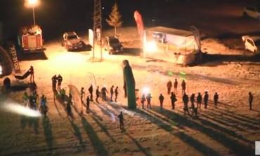 Pizzalto, ottantanove atleti in gara allo Snow running Roccaraso winter vertical