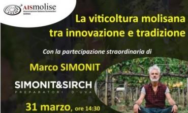 Pesche, forum sulla viticoltura molisana con Marco Simonit