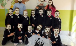 Giovani SuperOrsi a scuola con il Wwf Molise