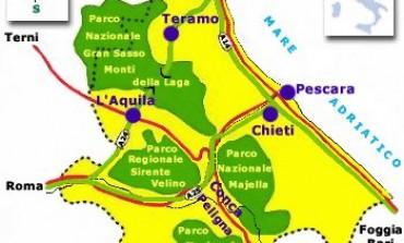 Regione, depositata la proposta di legge sui parchi d'Abruzzo