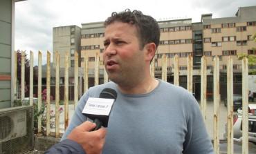 Isernia, il reparto di otorinolaringoiatria a rischio chiusura: la protesta di Lombardi
