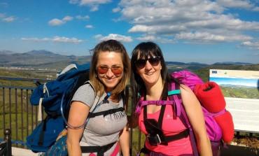 Sul sentiero della linea Gustav a piedi: l'avventura di due donne da Torino di Sangro ad Alfedena
