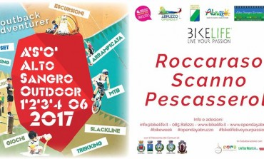'Alto Sangro Open day', tre giorni con le guide di Wildlife Adventures