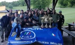 Softair, 'Col Moschin Sat' sul podio a Roccaraso
