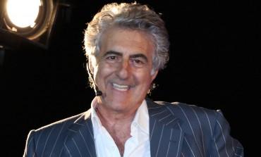 Il comico Martufello sul palco di Villa San Michele