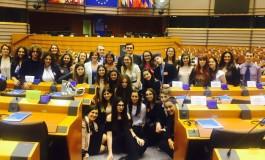 Viaggio premio a Bruxelles per gli studenti molisani