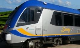 """Coscienza Civica ironizza sul treno 'swing': """"Il nulla cosmico"""""""