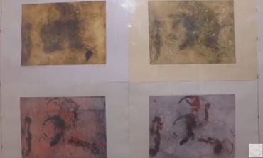 """Castel di Sangro, """"Dentro il Segno"""" le opere di Lina Boffa nella pinacoteca patiniana"""