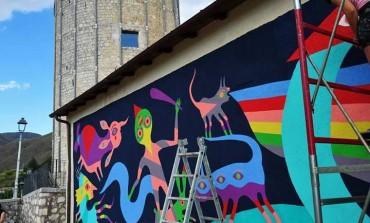 Aielli diventa 'Borgo Universo': festival di street art, astronomia, musica e teatro