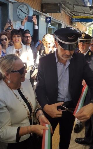 Campobasso, presidente Frattura a inaugurazione Swing