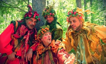 Roccaraso, tornano i guardiani dell'oca con gnomi, elfi e folletti