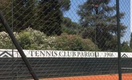 Tennis - Castel di Sangro, Gasbarro e Barbato in gara a Roma al circolo Parioli