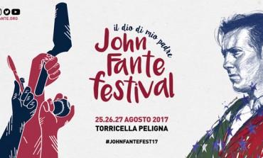 Torricella Peligna si prepara al 'John Fante Festival'