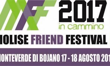 Esplosione di divertimento per il 'Molise Friend Festival': si inizia domani