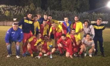 Calcio - Barrea, Castel di Sangro Cep 1953 conquista il primo trofeo stagionale