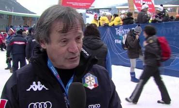 Sci - Il presidente della FISI Flavio Roda ospite a Capracotta