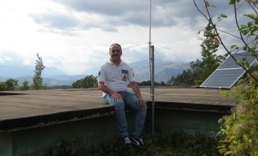 Rionero Sannitico, l'Ari d'Isernia installa il ponte radio RU6: maggiori opportunità per i radioamatori