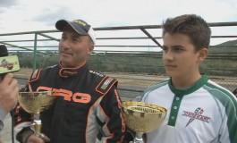 Karting - Cup Race Uma, Abruzzo sugli allori con il sulmonese Rossi e il castellano Gasbarro