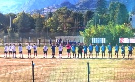 Calcio, Ala Fidelis conquista tre punti in trasferta contro il Volturnia