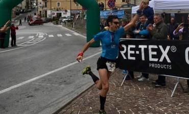 Roccaraso trail 2017, atleti sangrini sugli allori: Di Sante taglia il traguardo in prima posizione