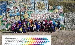 Castel di Sangro, giornata europea dello sport scolastico: in prima linea l'Istituto Merini