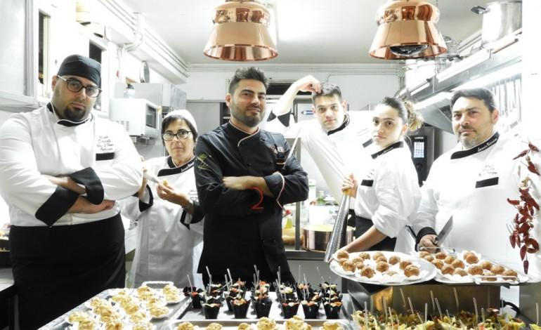 Castelnuovo al Volturno, tappa molisana del Chef Awards Italian Tour nella Locanda di Stefano Rufo