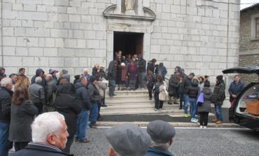 Rionero Sannitico, la comunità locale ha dato l'addio a Lucia Di Vincenzo
