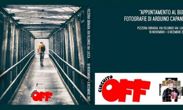Castel di Sangro, Capanna tra i vincitori a Lucca del concorso fotografico 'Circuito off'