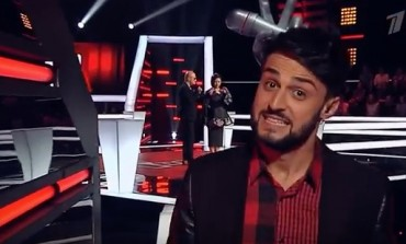 The Voice Russia, Antonello Carozza vince il Battle Round contro Julina Popova