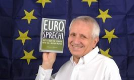 """Il giornalista Roberto Ippolito a Roccaraso presenta """"Eurosprechi"""", il suo ultimo libro"""