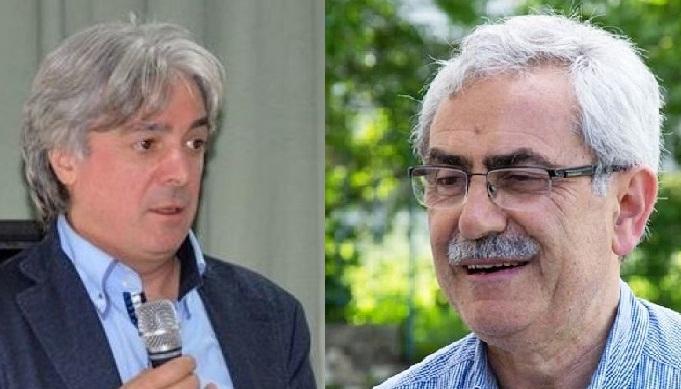 Palmerino Fagnilli e Lorenzo Coia
