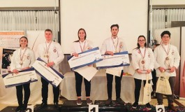 Riolo Terme vince il campionato Italiano di pasticceria a Termoli