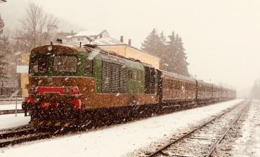 Transiberiana d'Italia, sold-out sul treno dei mercatini di Natale