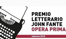 Premio John Fante opera prima, esce il bando del comune di Torricella Peligna