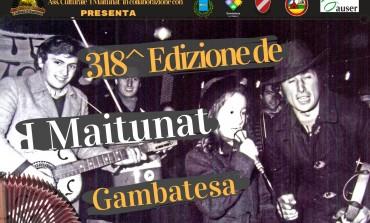 """318° Edizione de """"I Maitunat'"""" di Gambatesa. Stornelli e musica per festeggiare l'arrivo del nuovo anno"""
