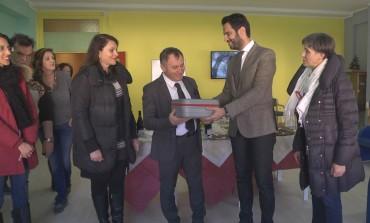 Castel di Sangro, Unisanitas dalla parte dei cittadini: dona defibrillatore alla comunità