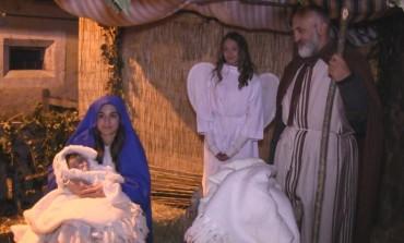 Forlì del Sannio come Betlemme, borgo in festa per la Natività