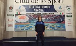 Atletica Isernia, tris di Lombari all'indoor di Ancona
