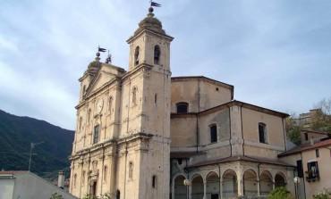 Esclusivo - Castel di Sangro, diretta streaming Triduo Pasquale dalla Basilica di Santa Maria Assunta