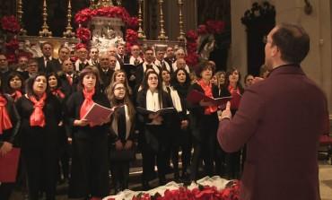 Concerto di Natale, emozionante esibizione delle corali di Castel di Sangro, Larino e Montenero di Bisaccia