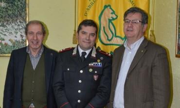 Pnalm, al monitoraggio dell'orso bruno marsicano aderiscono i Carabinieri - Forestali