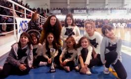 Castel di Sangro, 'Under 8' di Aldica Dance sul podio a Casagiove
