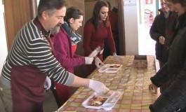 Scapoli, 're raviolo' richiama migliaia di turisti