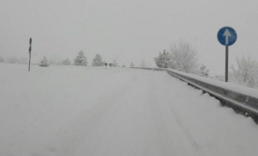 Alto Sangro, neve e gelo. Facilmente raggiungibili gli impianti di Roccaraso