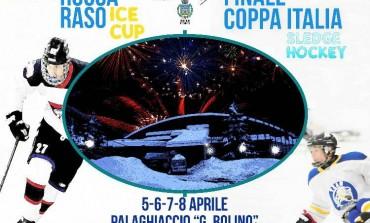 Sledge Hockey, dal 5 aprile a Roccaraso la finale di Coppa Italia