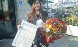 Agnese Fusco si laurea in Economia e Management con 110 e lode