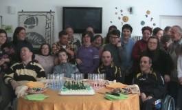 Castel di Sangro, festa in casa Anffas per i 60 anni di vita