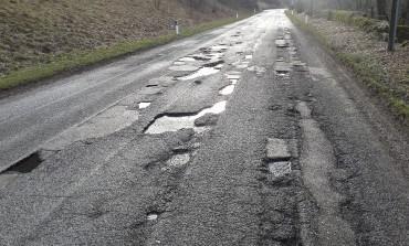 Alto Sangro, strade da vergogna: automobilisti costretti agli interventi in officina